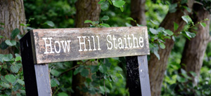 Broads Walks - how hill