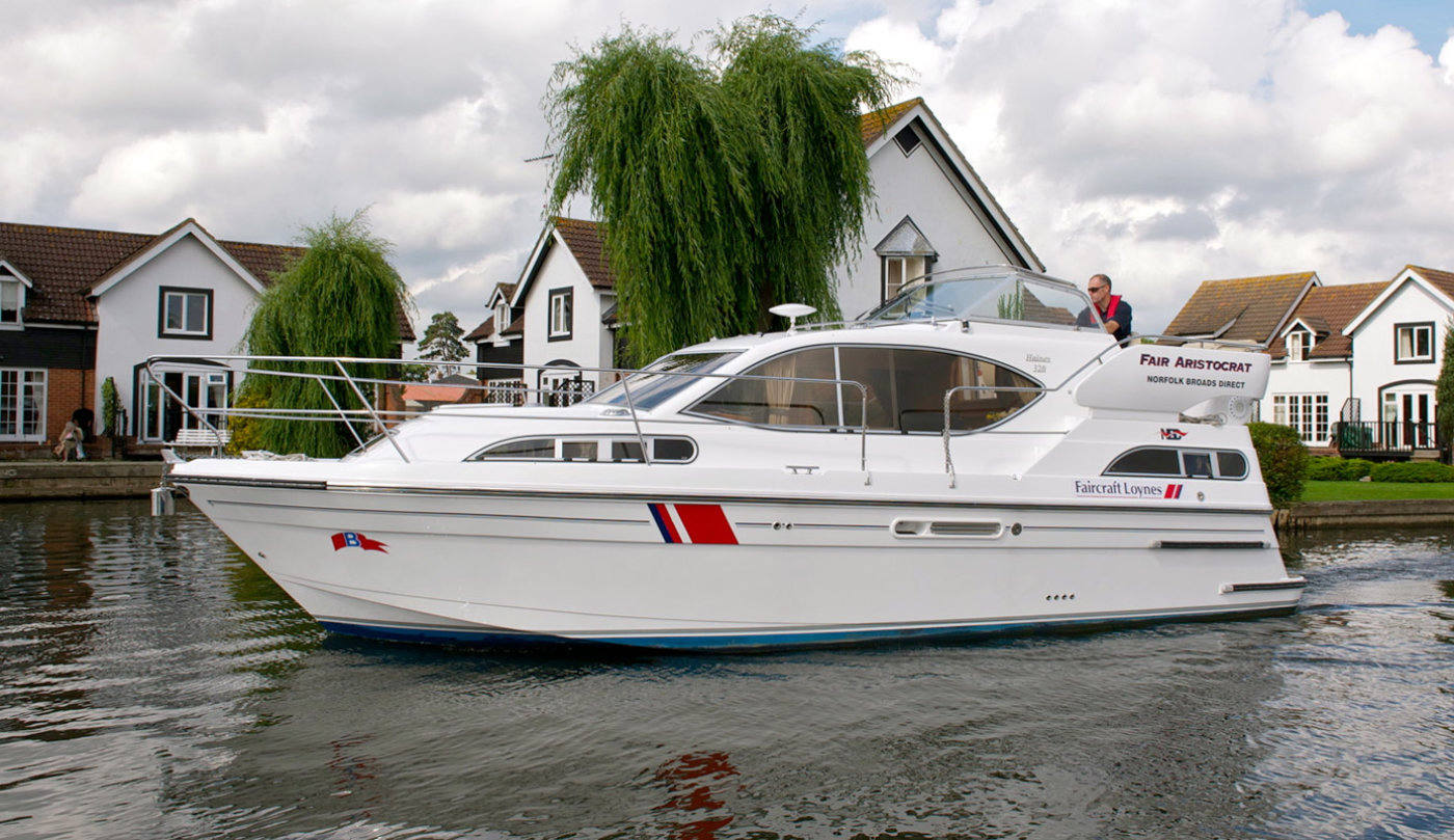 Fair Aristocrat UK Boating Holidays