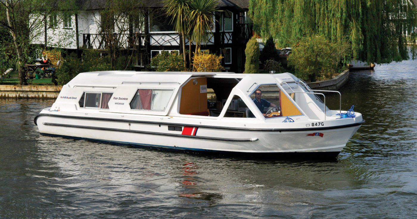 Fair Duchess Norfolk Broads Boat Hire