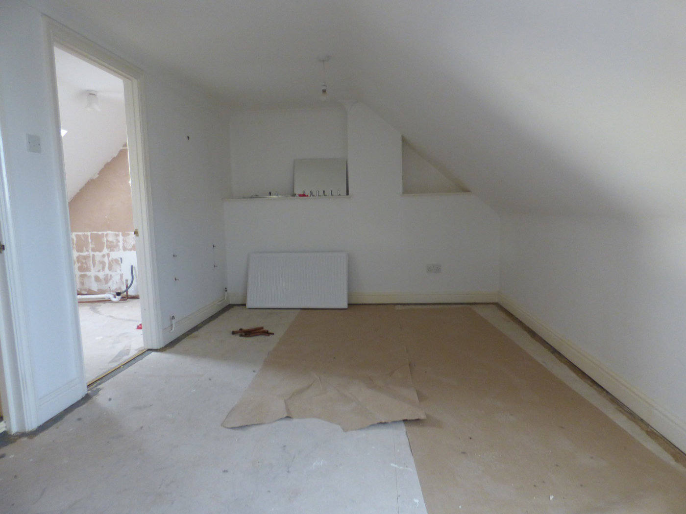 New holiday cottage prep in Wroxham