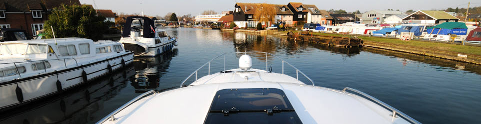 Holidays on the Broads