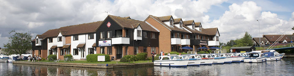 Holiday Homes on the Broads