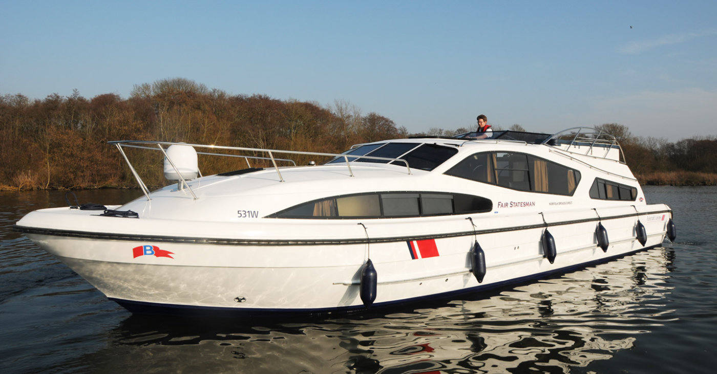 fair statesman norfolk broads boating holidays
