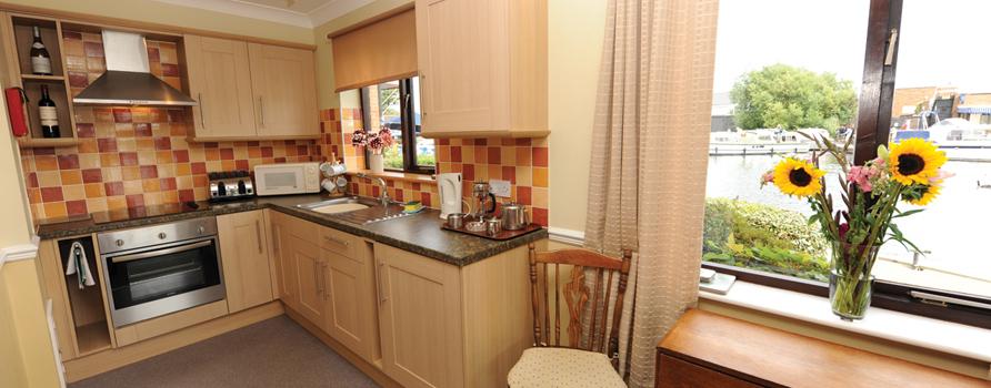 Norfolk Broads Holiday Cottage