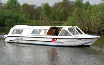 Fair Duke broads boating holidays