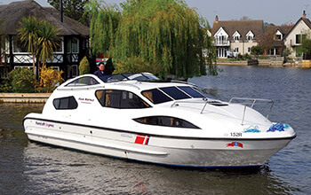 Fair Royale norfolk broads boating holidays