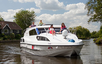 Fair Sovereign Norfolk Broads boating holidays
