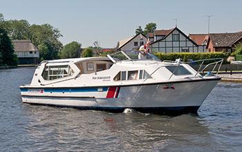 Fair Ambassador boat holidays