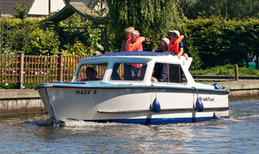 Day Boat Offer