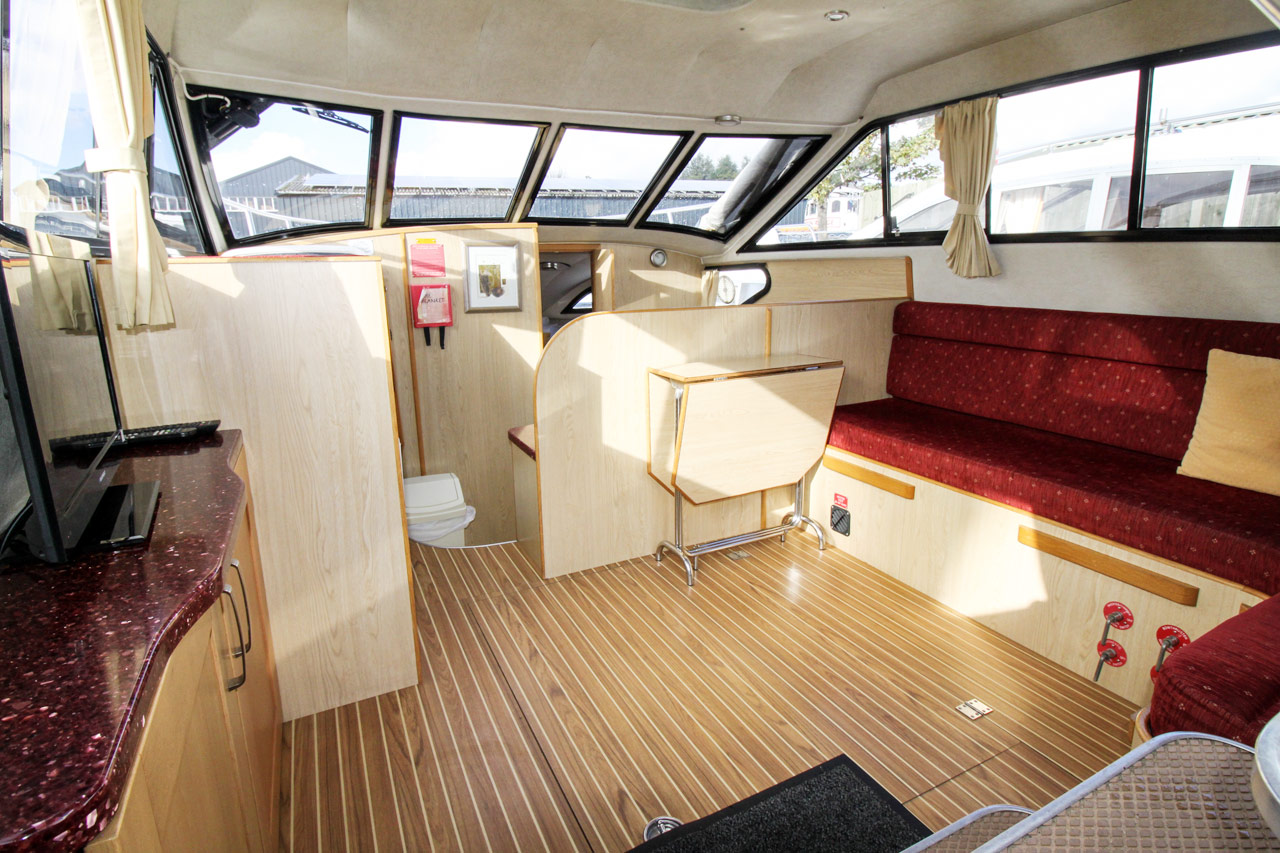 Fair Monarch Boating Holidays Norfolk Broads Direct