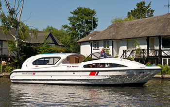 Fair Prince norfolk broads boat hire