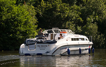 Fair Senator norfolk broads boat hire