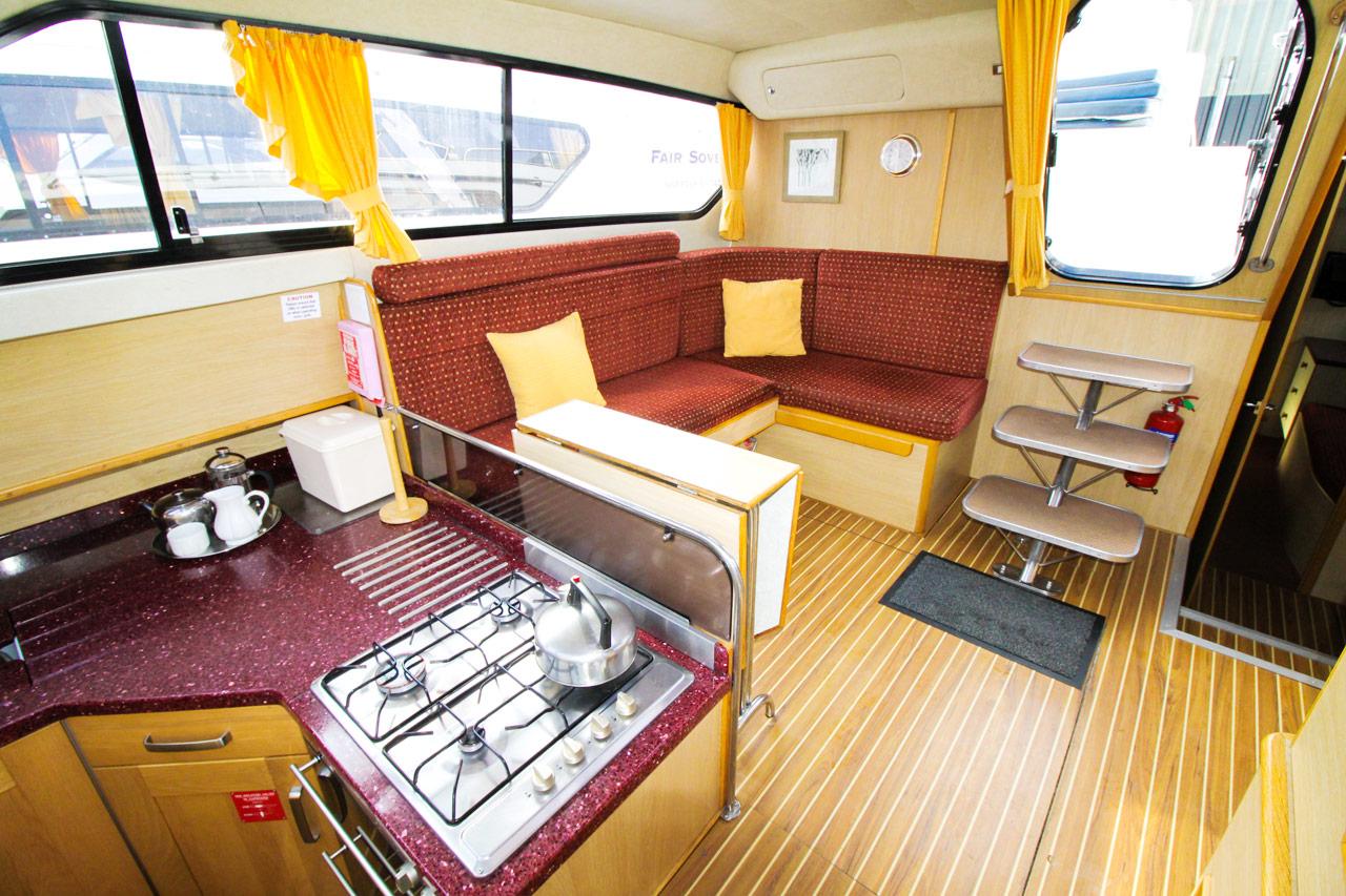 Fair Sovereign Boating Holidays Norfolk Broads Direct