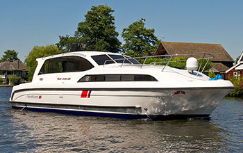 Fair Jubilee boat hire norfolk broads