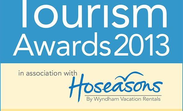 Tourism Winner Badge