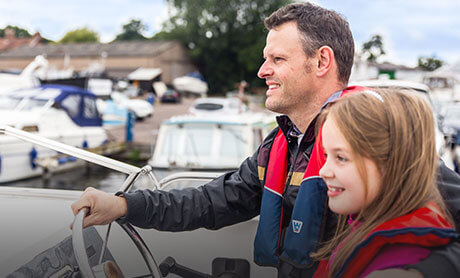 Boating holidays on the Broads