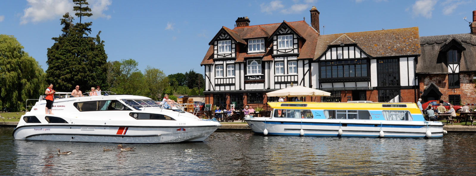 Places To Eat Norfolk Broads Norfolk Broads Direct