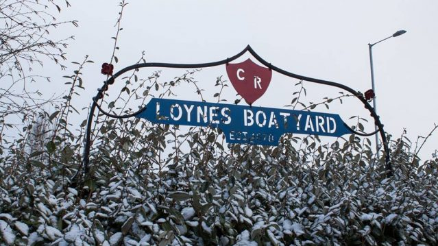 FAircraft-Loynes-Snow