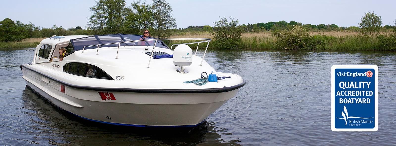 Luxury Boating Holidays In The UK