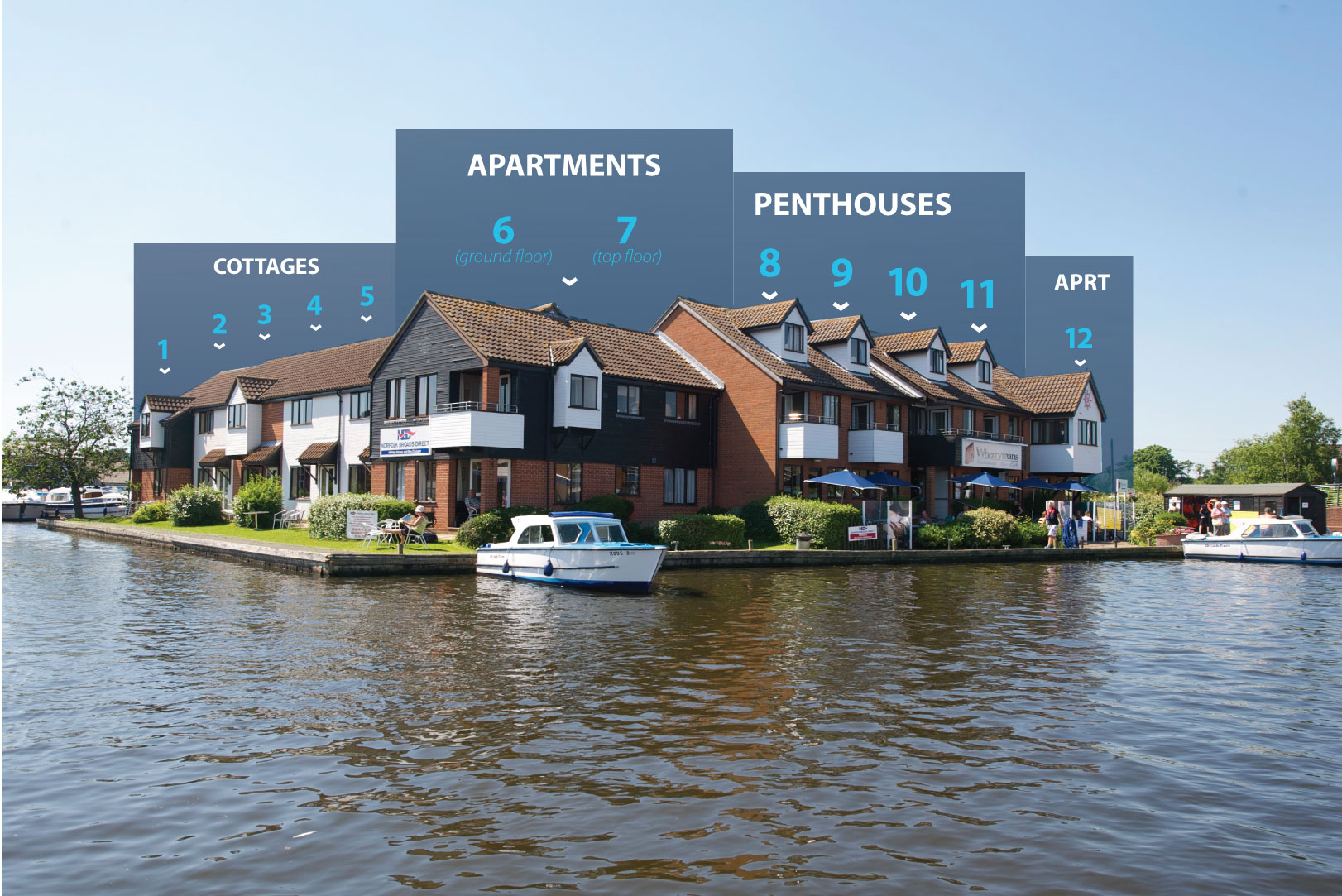 cottage holidays in wroxham