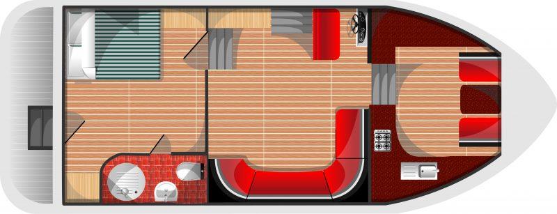 Floorplan for Fair Consort